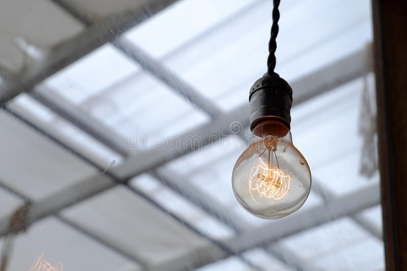 Home decoration lighting royalty free stock images