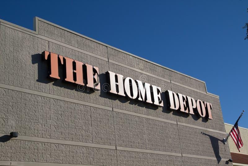 Home Depot stock fotografie