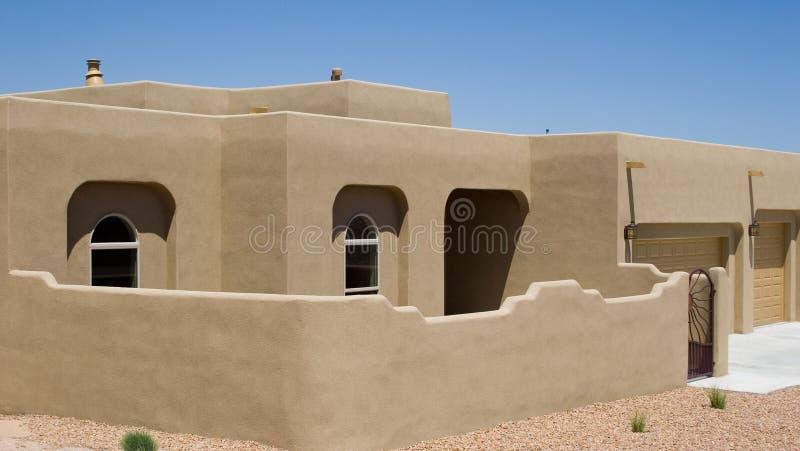 HOME do deserto imagem de stock royalty free