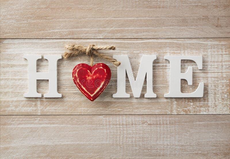 HOME doce Home imagens de stock royalty free