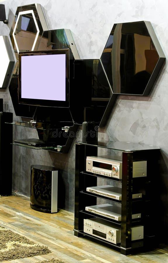 Home Entertainment images libres de droits