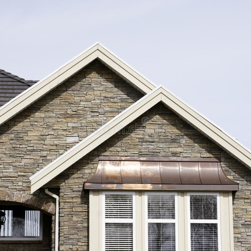 Free Home Exterior Details Stock Image - 13516851