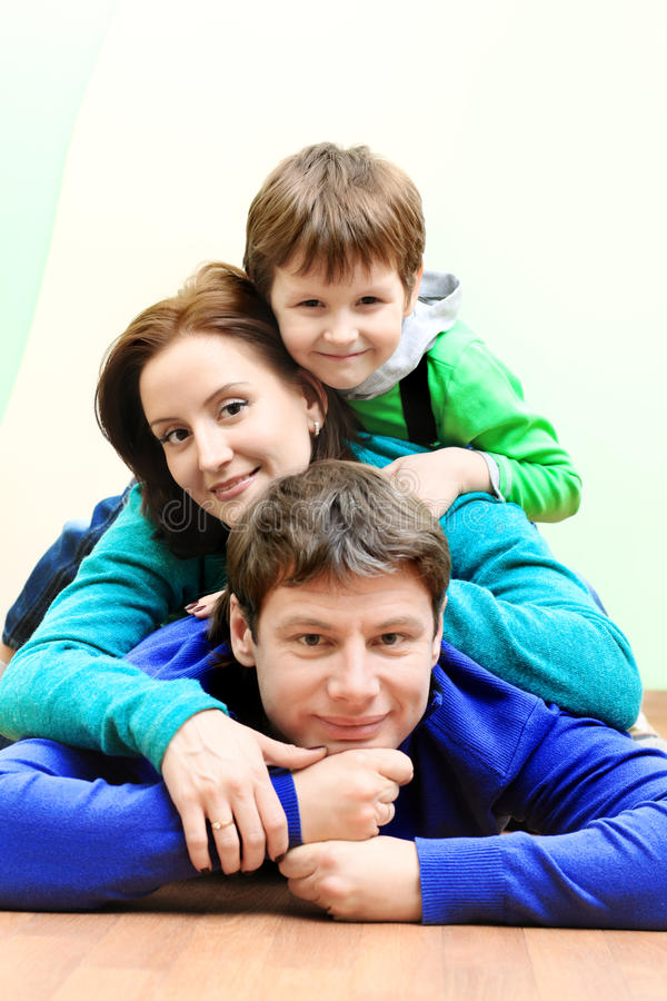 Download Home family stock image. Image of playing, adult, caucasian - 14856535