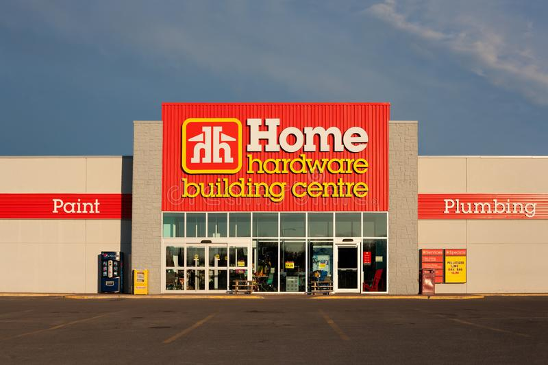 Home Hardware Store royalty free stock photos