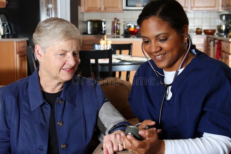 Home Health Care royalty free stock photos