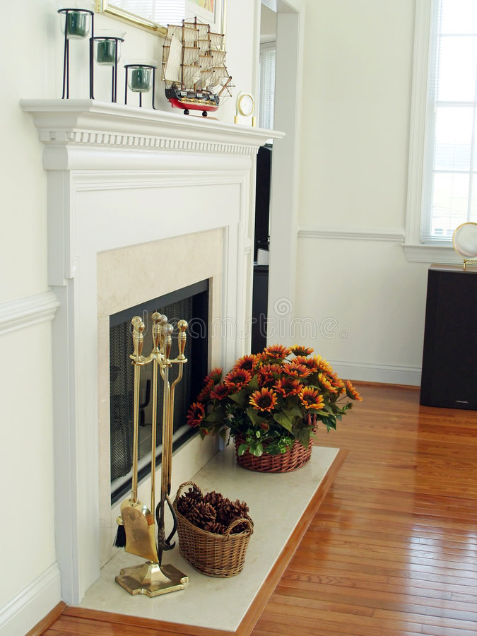 Free Home Hearth Royalty Free Stock Photography - 4166627