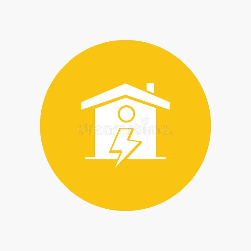 Home, House, Energy, Power royalty free illustration
