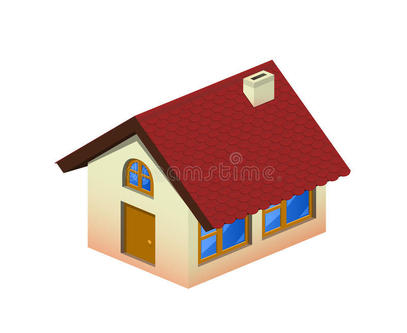 Home icon stock illustration