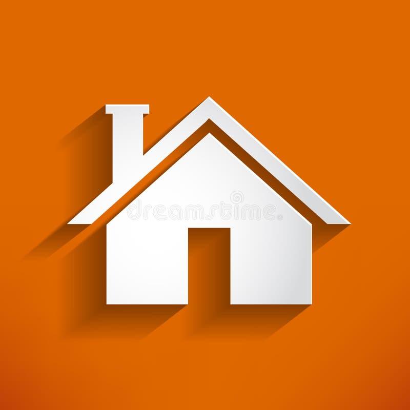 Home Icon. Vector Illustration - Illustration vector illustration