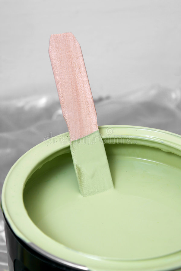 Home improvement paint royalty free stock photography
