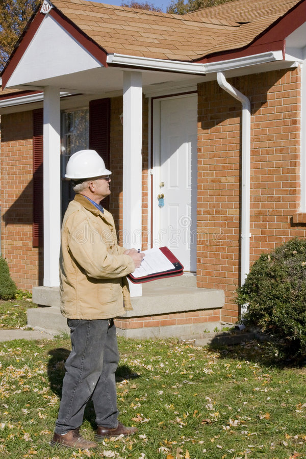 Free Home Inspector Stock Image - 4073811