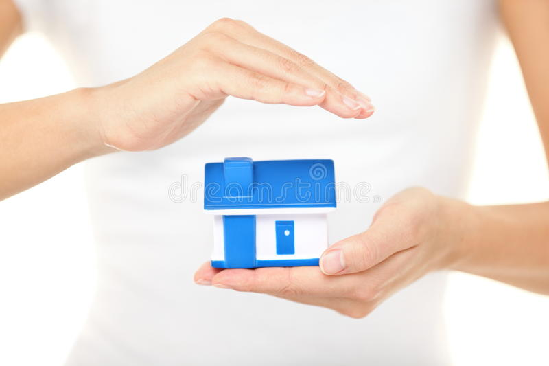 Download Home Insurance And Protection Stock Photo - Image: 27894686