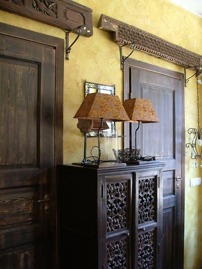 Home interior royalty free stock photos