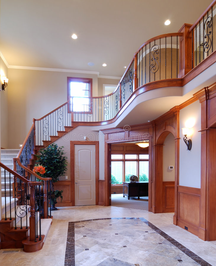 Home Interior royalty free stock images