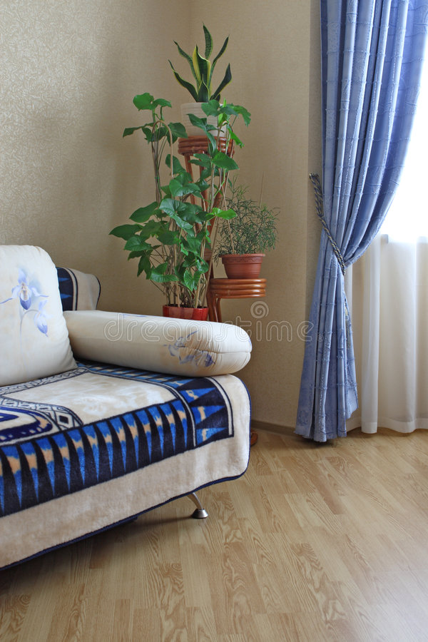 Download Home interior stock image. Image of seat, interior, settee - 3233925