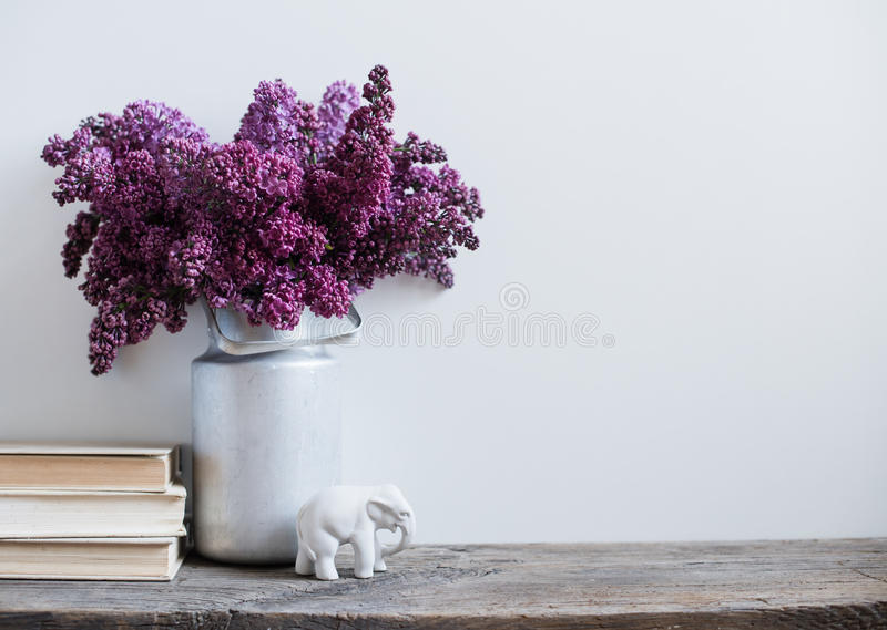 Home interior decor royalty free stock photo