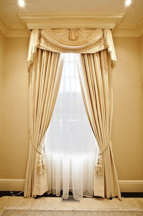 Free Home Interior: Drapery Royalty Free Stock Photo - 8877025