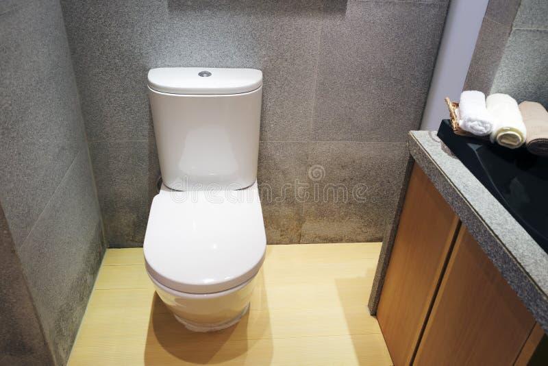 Home lavatory stock photo
