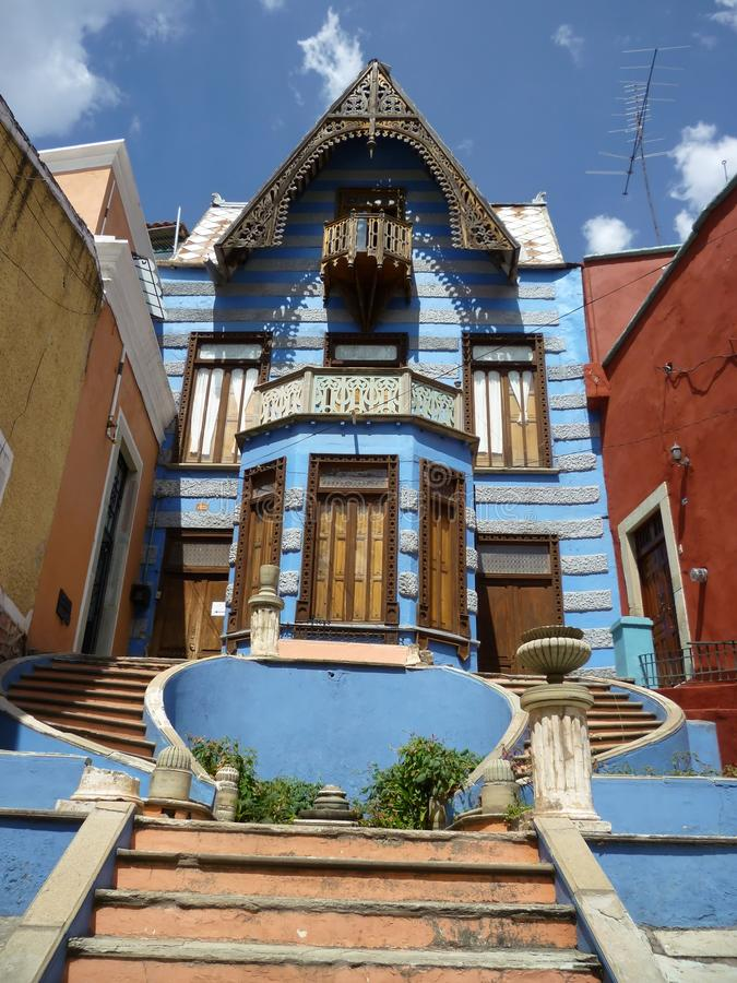 HOME listrada de Guanajuato fotos de stock