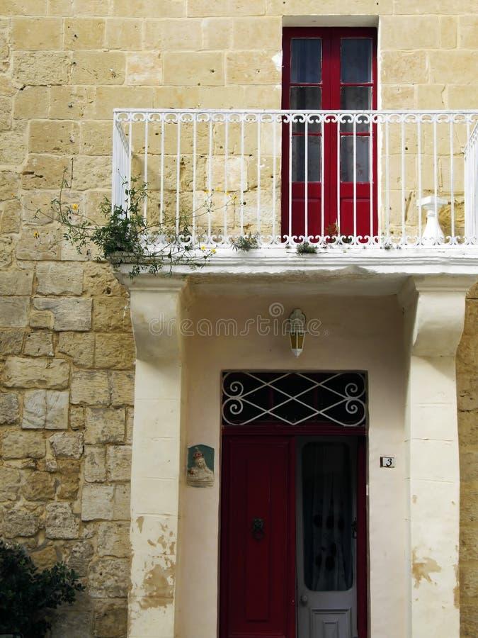 home little medeltida pittoreskt royaltyfri fotografi