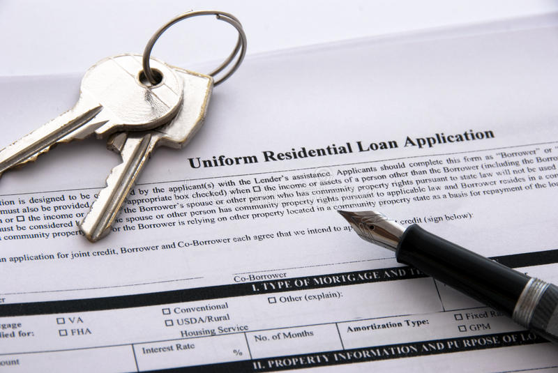 Home loan royalty free stock photos