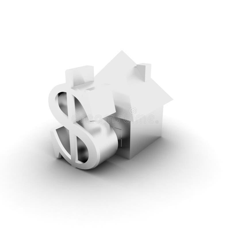 Home loans vector illustration
