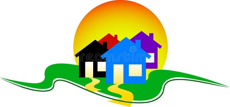 Download Home logo stock illustration. Illustration of house, horizon - 18778583