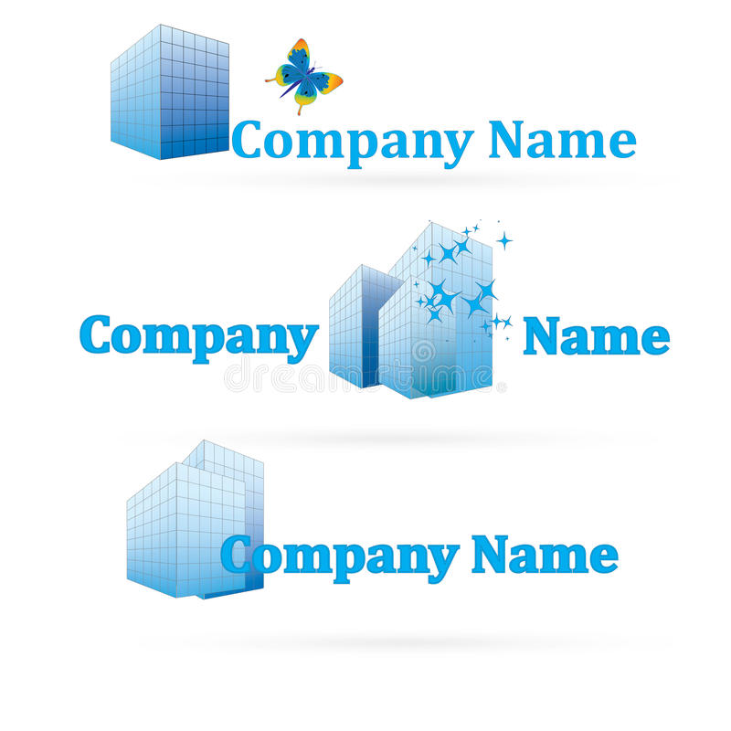 Home_logo ilustração royalty free