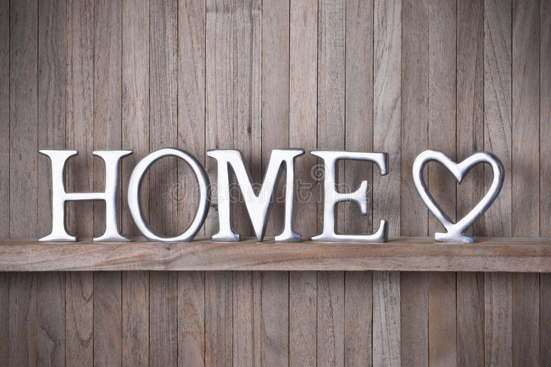 Home Love Heart Wood Background Stock Image - Image of still ...