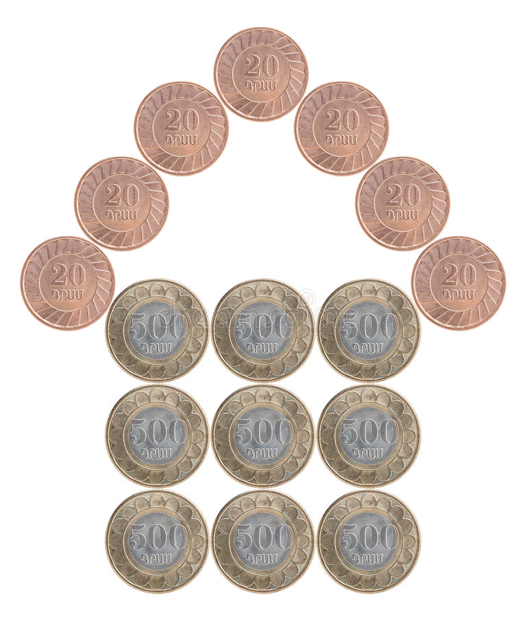 home made coins