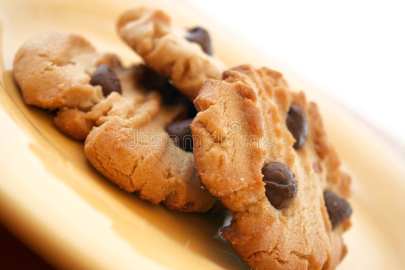 Home Made Cookies Stock Photography