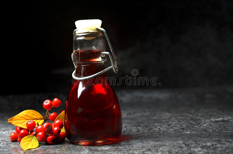 Home made juice royalty free stock image
