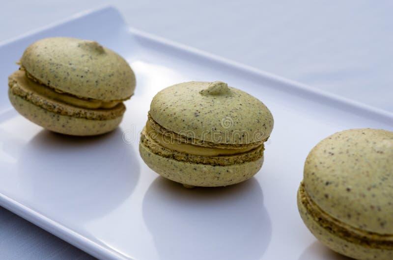 Download Home made macarons stock image. Image of macaron, meringue - 83716229