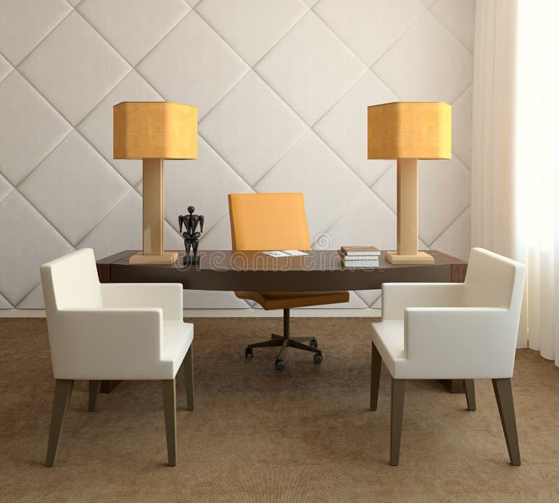 Home office. vector illustration