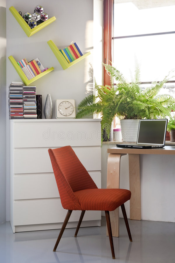 Free Home Office Royalty Free Stock Image - 9354106