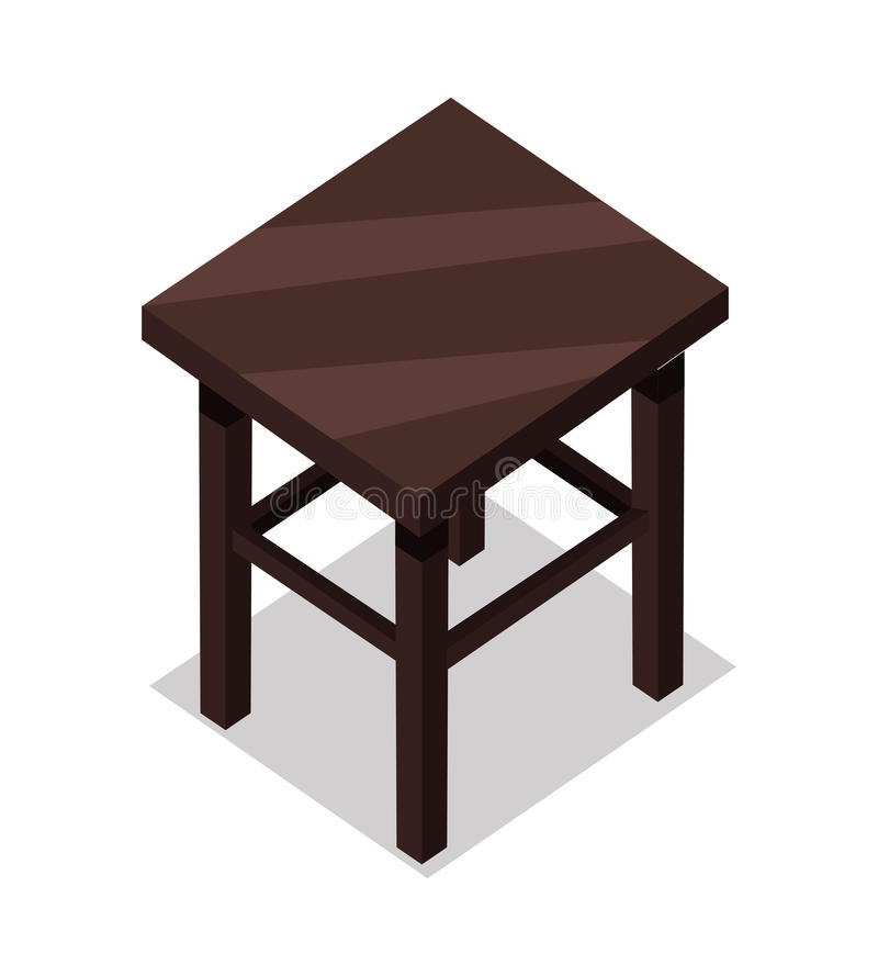 isometric office furniture vector collection. Download Home And Office Furniture In Isometric Projection Stock Vector - Illustration Of Isolated, Collection M