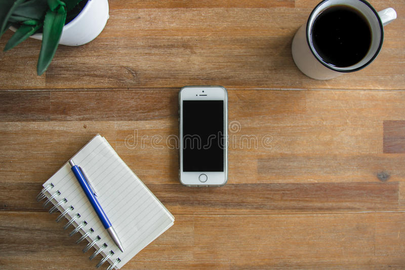 Home office royalty free stock photos