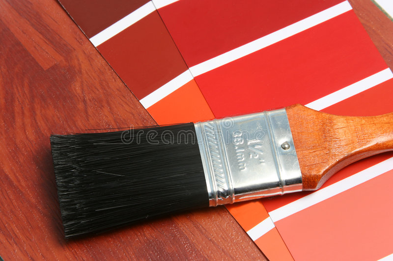 Home Painter 02 royalty free stock images