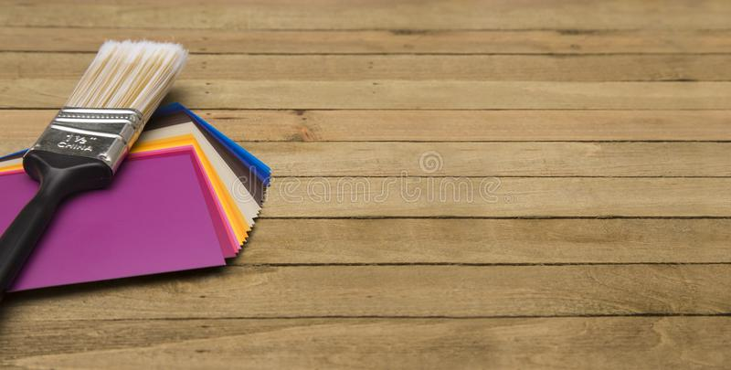Home Painting Project royalty free stock images