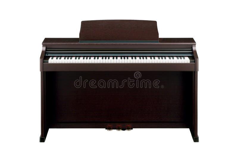 home piano royaltyfri foto