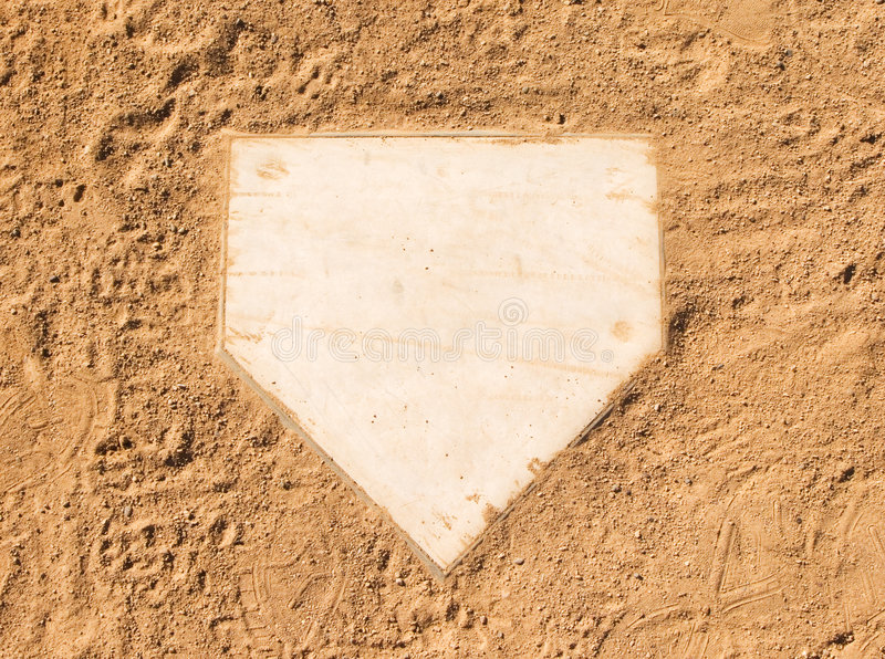 Download Home plate stock image. Image of shape, plate, sports - 2865111