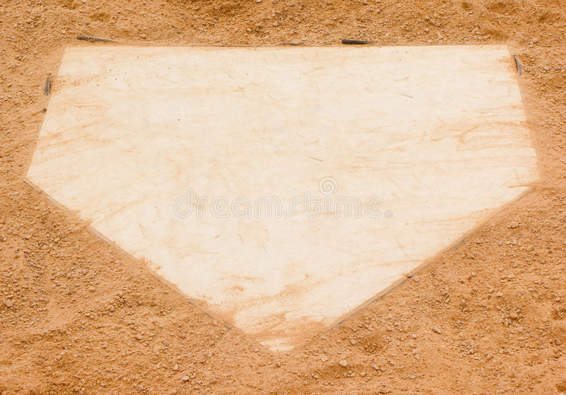 Download Home Plate stock photo. Image of dirt, summer, recreation - 5116080