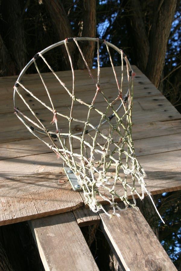 Download Home Practice Basketball Hoop Stock Image - Image: 2325035