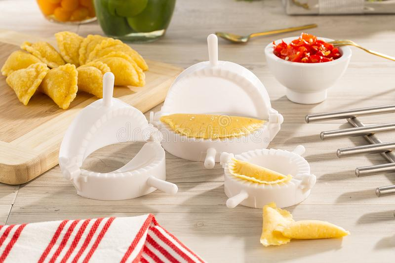 Home products gourmet stock image
