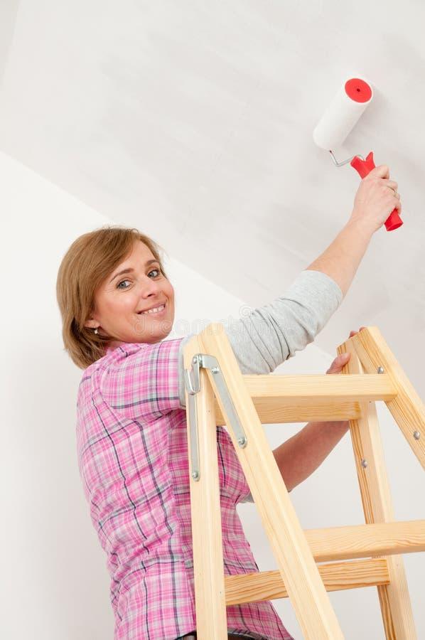 Home Renovate Stock Photo