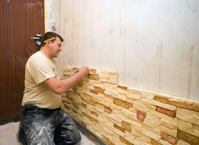 Home renovation stock photography