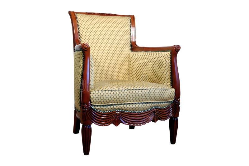 home retro för stol arkivfoto