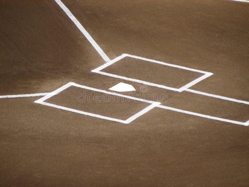 home run fotografia stock