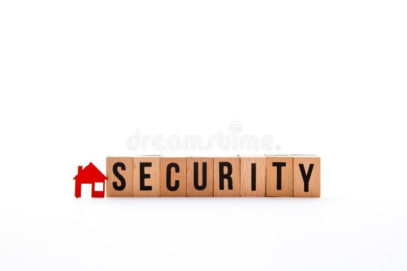home säkerhet royaltyfri bild