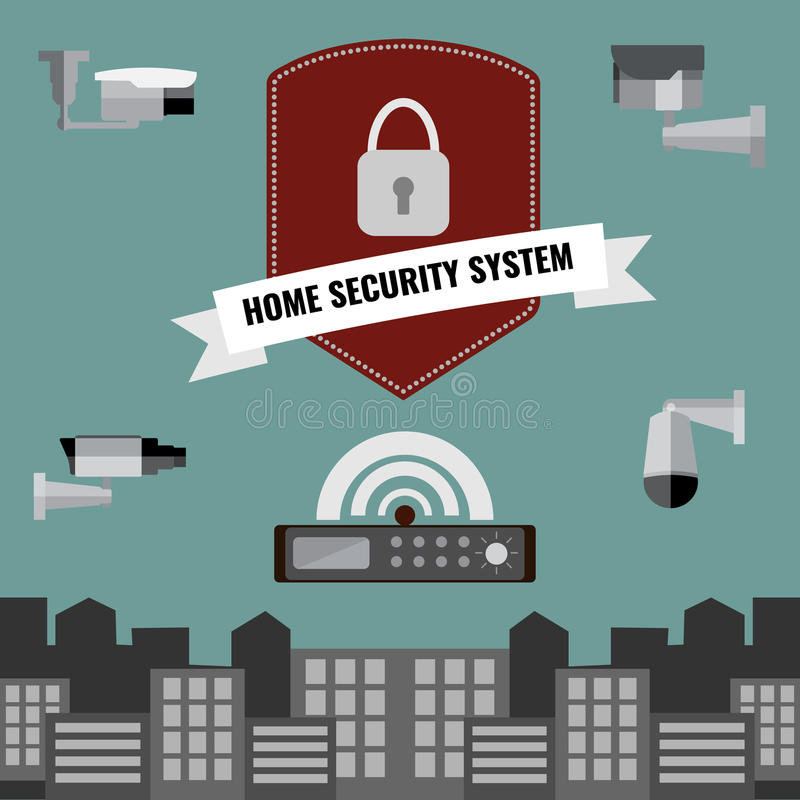 Home Security System Design Ideas